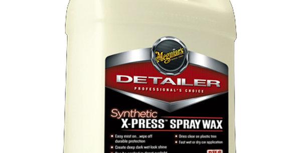 Meguiar's Synthetic X-Press Spray Wax