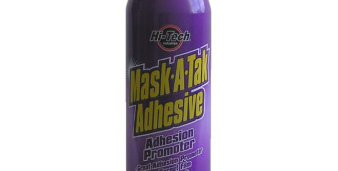 Mask-A-Tak Adhesion | Promoter for Carpet Adhesive Film 14 oz (12 Unit/Case)