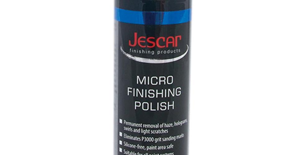 Jescar Micro Finishing Polish, 8oz