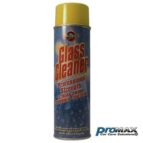 Glass Cleaner | Ammonia Fortified 18oz (12 Unit/Case)