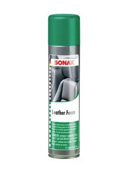 SONAX Leather Foam / Cleaner and Conditioner