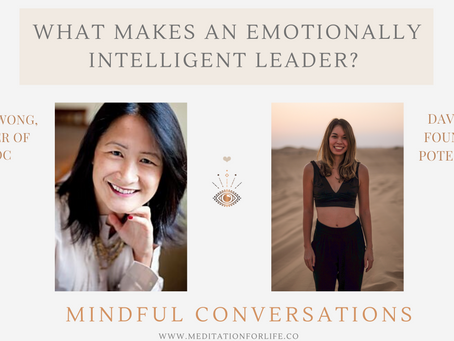 What makes an emotionally intelligent leader?