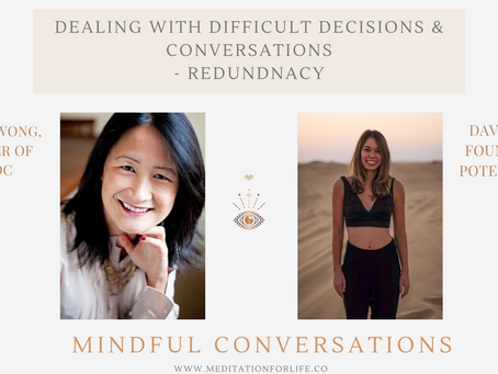Dealing With Difficult Decisions & Conversations - Redundancy