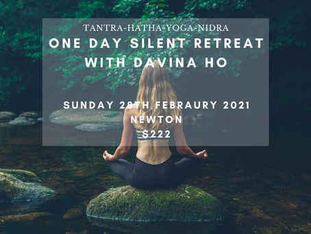 One Day Silent Day Retreat
