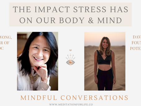 What Impact Does Stress Have On Our Body & Mind?