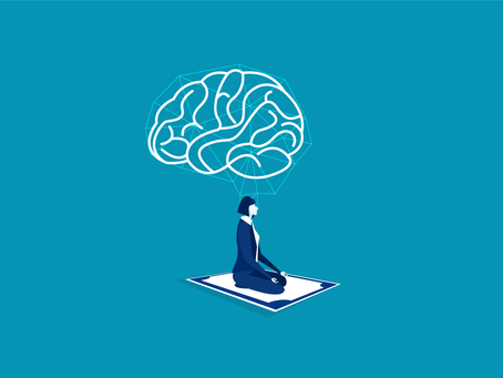 A Yoga Nidra For Sitting With Stress and Anxiety - World Mental Health Day 2020