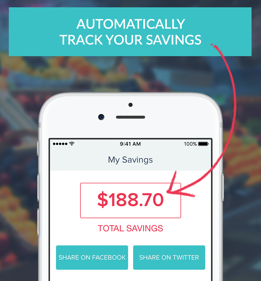 Track Your Savings