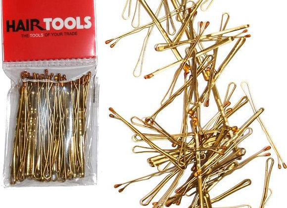 """Hair Tools Hairgrips, Blonde 2"""" (50)"""