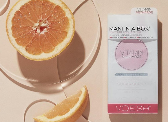 VOESH Mani in a Box 3 Step - (Waterless) Vitamin Recharge