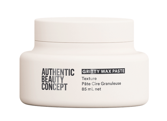 Gritty Wax Paste