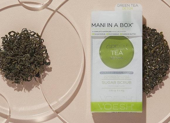 VOESH Mani in a Box 3 Step (Waterless) Green Tea