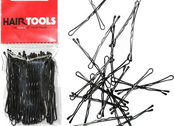 """Hair Tools Hairgrips, Black 2"""" (50)"""