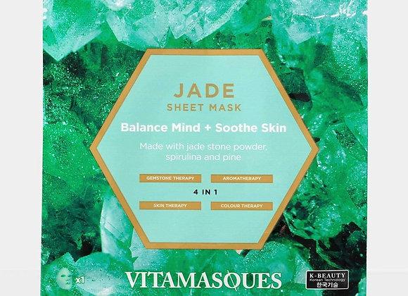 Vitamasque Jade Sheet Mask