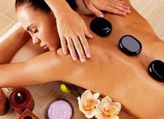 5 Hot Stone Massages 30 mins *SAVE £35*