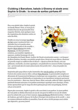 Auparfum.bynez.com-C lubbing à Barcelone