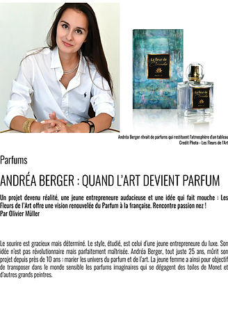 Men's Up - Andréa Berger - Quand l'Art d