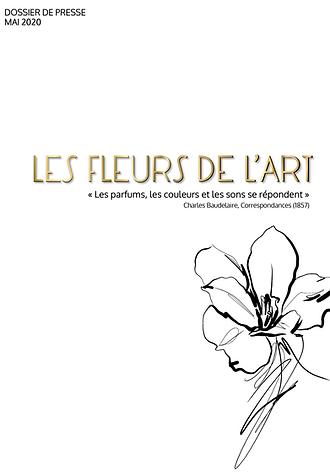 Dossier de Presse Les Fleurs de l'Art-1.