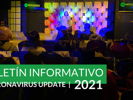 Boletín Informativo: CORONAVIRUS Update | 2021