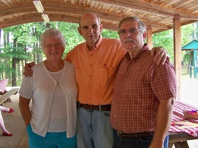 Judy, David & Ron