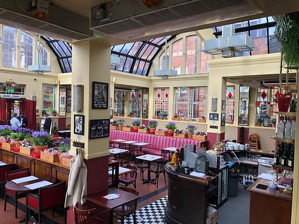 Caffe Rouge St Albans