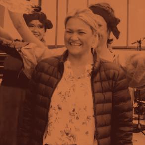 Gry-Anita Kristiansen. Produsent.