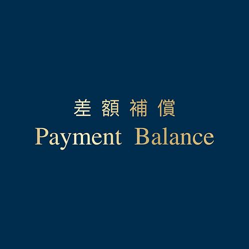 Payment Balance