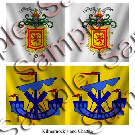 Kilmarnock's and Chattan