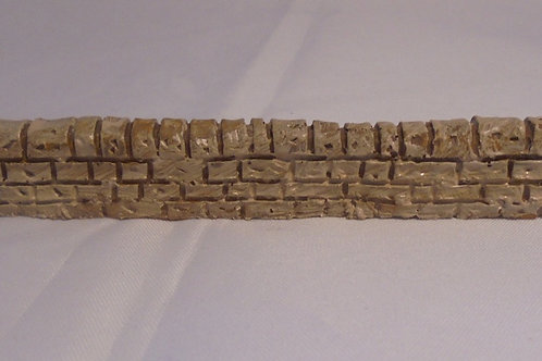 OO Gauge Stone Wall (Long Straight)