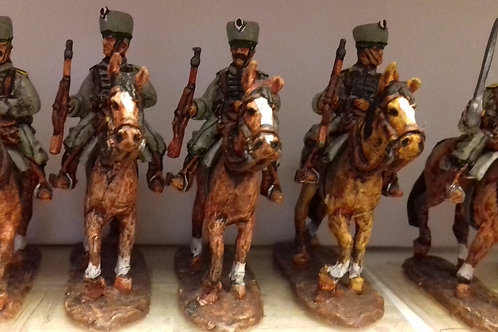 Hussars with Rifles