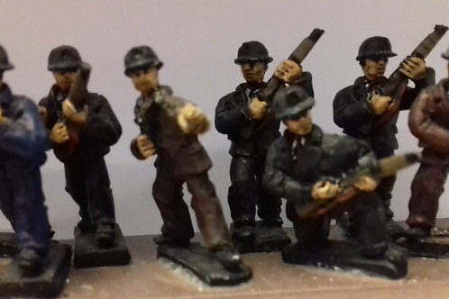 Miners with Rifles