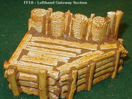 Lefthand Gateway Section