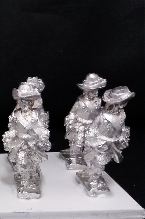 Pikemen, Armour, Soft Hat