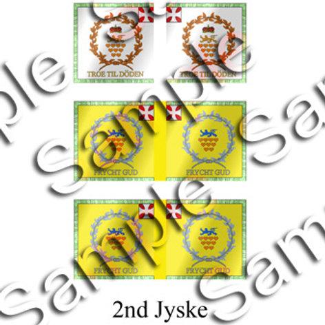 2nd. Jyske Rytter (Horse) Regiment