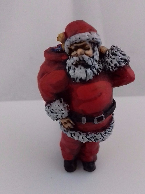 O Gauge Father Christmas