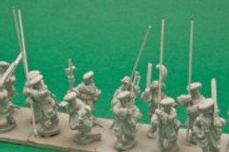 Scots Command in Bonnet