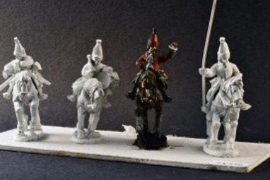 Grenadiers zu Pferde Command