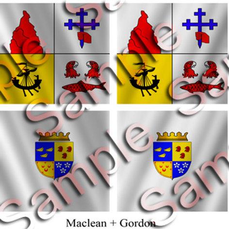 MacLean – 1 flag: Gordon – 1 flag