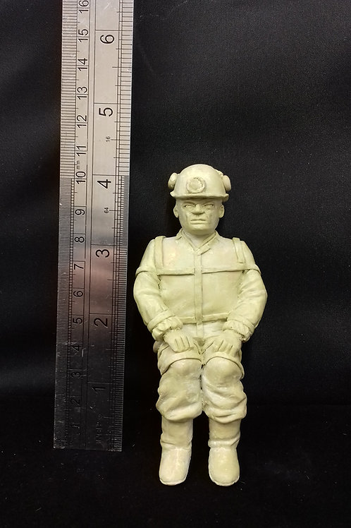 7/8th Scale Miner (Sitting)