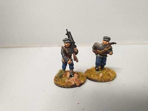 MG 08/15 LMG Gunner and No.2