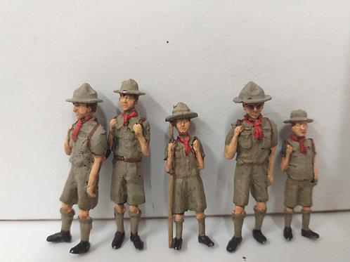 Scouts (5pk)