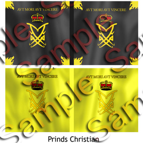 Prinds Christian Infanry Regiment