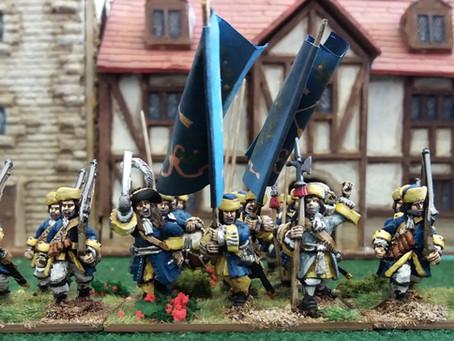 More Swedish Infantry
