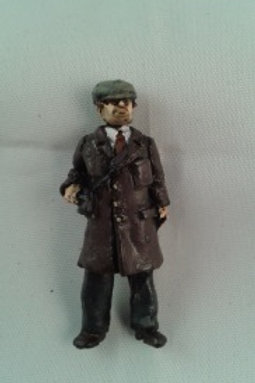 O Gauge Delivery Man