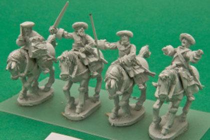 Scots Dragoon Command in Bonnet