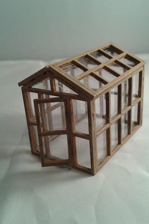 O Gauge Greenhouse