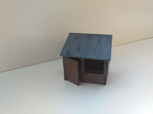 Small Wooden Outbuilding
