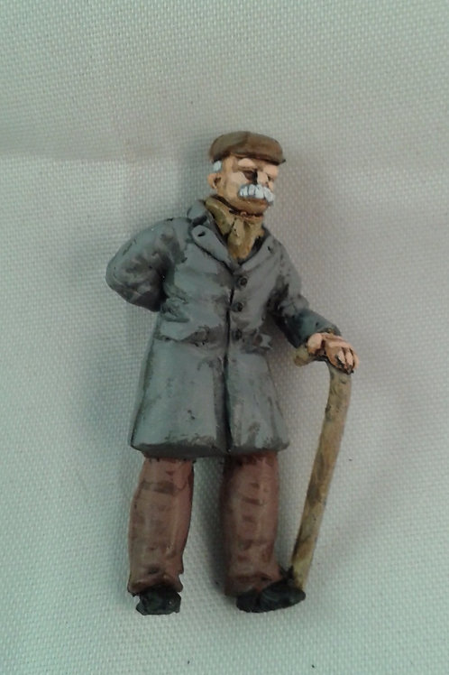 O Gauge Male Figure