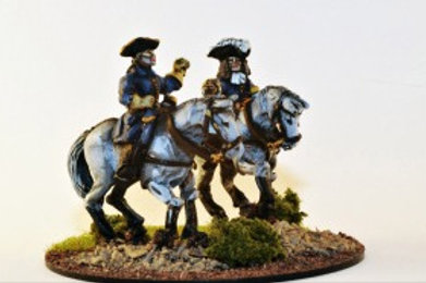 Mounted Generals
