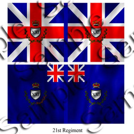 21st Regiment