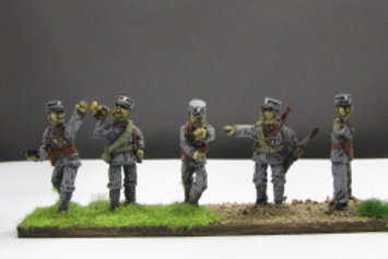 Command, Field Cap (Kepi Style)